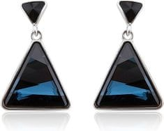 Vicca Náušnice Triangle Blue OI_441005_blue