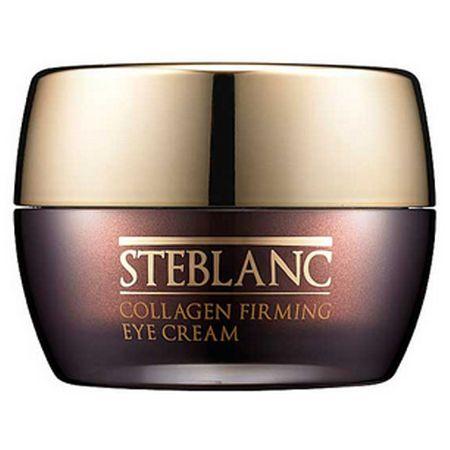 Steblanc Spevňujúci očný krém s obsahom 42% morského kolagénu pre extrémne jemné a citlivé očné okolie (Colla