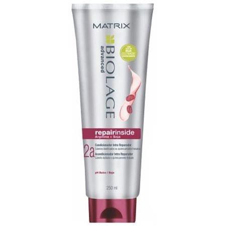 Matrix Odżywka do włosów zniszczonych Biolage Repairinside (odżywka) (objętość 200 ml)
