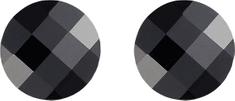 Preciosa Náušnice Dark Style Black 6862 20 stříbro 925/1000