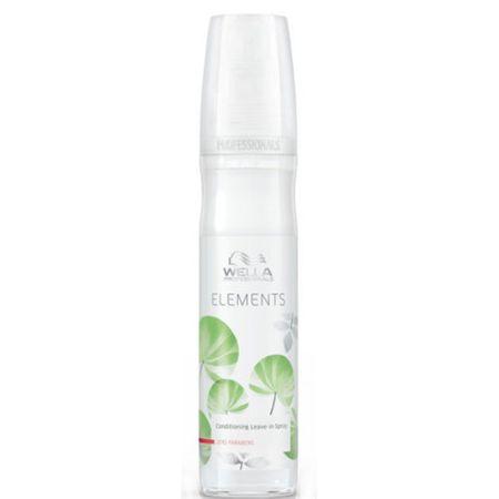 Wella Professional Kondicionér ve spreji Elements (Leave-in Conditioner Spray) 150 ml