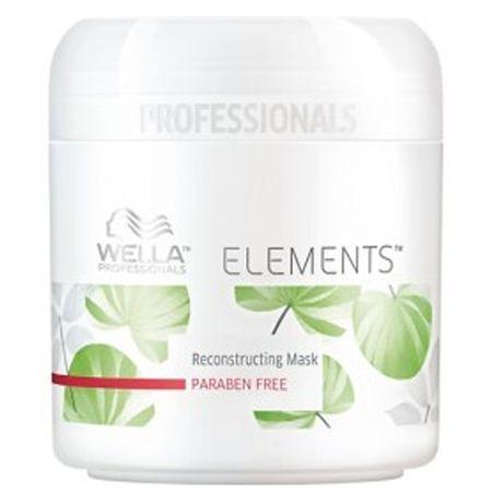Wella Professional Odżywczo nawilżający Hair Elements Mask (Maska Odnawianie) (objętość 150 ml)