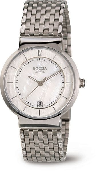 Hodinky boccia titanium damske levně  3a48d0a64d