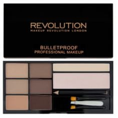Makeup Revolution Ultra Paletka na obočí (Ultra Brow)