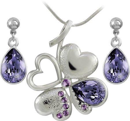 MHM Zestaw biżuterii Tanzanite 34,219 Lili