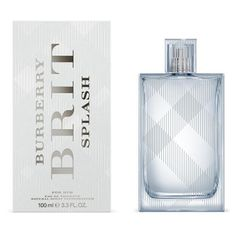 Burberry Brit Splash For Him - woda toaletowa