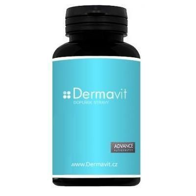 Advance nutraceutics Dermavit 60 kapslí