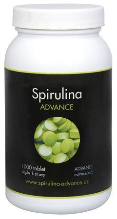 Advance nutraceutics BIO Spirulina 1000 tbl.