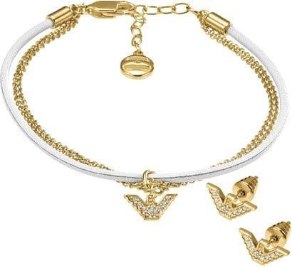 Emporio Armani Súprava šperkov zo striebra EG3186710 striebro 925/1000