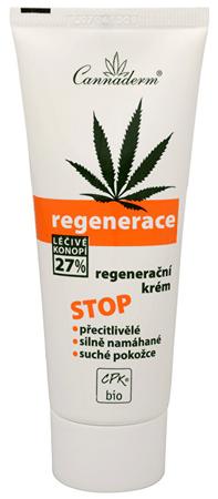 Cannaderm Regenerační krém Regenerace 75 g