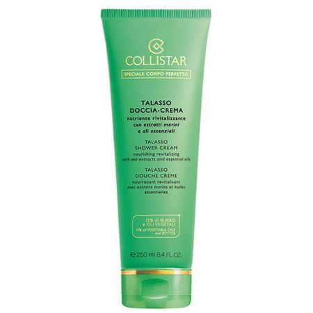 Collistar Výživný a revitalizační sprchový krém s mořskými extrakty a esenciálními oleji (Talasso Shower Cream