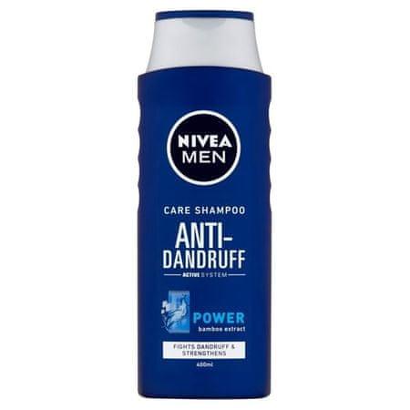Nivea Šampón proti lupinám pre mužov Power (Objem 250 ml)
