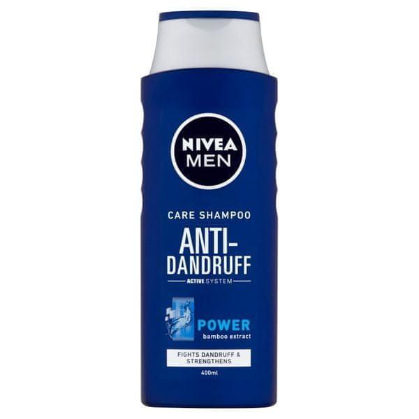Nivea Šampon proti lupům pro muže Power (Objem 250 ml)