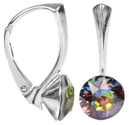 Troli Xirius Vitrail Medium ezüst fülbevaló ezüst 925/1000