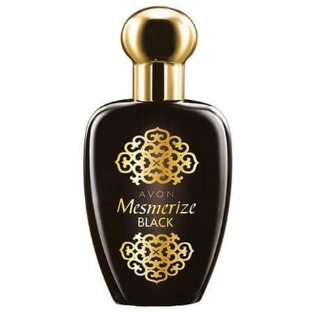 Avon Kölnivíz Mesmerize Black for Her 50 ml