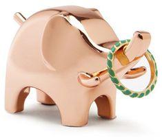 Umbra Šperkovnice ANIGRAM ELEPHANT měděná 299114880