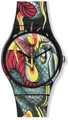 Swatch Fired Snake SUOZ151