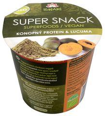Iswari BIO SuperSnack konopný protein-lucuma 60 g