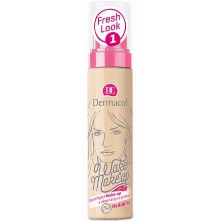 Dermacol Rozjasňující make-up SPF 15 Wake & Makeup 30 ml (Odstín č.3)