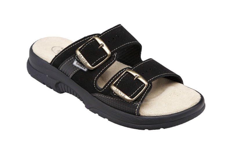 SANTÉ Zdravotní obuv dámská N 517 33 68 CP černá (Velikost c2f103446a