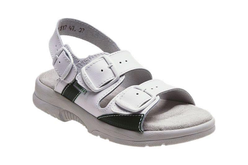 SANTÉ Zdravotní obuv Profi dámská N/517/43/10 bílá (Velikost vel. 41)