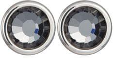 Preciosa Náušnice Carlyn s krystalem Chrom 7235 40