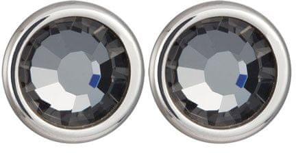 Preciosa Carlyna kryształowe kolczyki z Chrome 40 7235