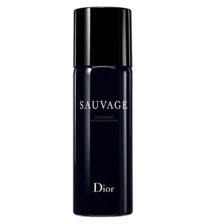 Dior Sauvage - deodorant ve spreji 150 ml