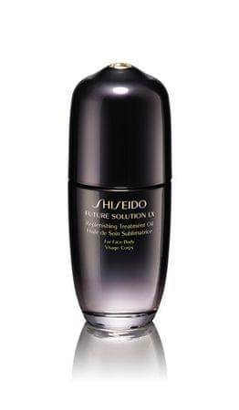 Shiseido Future Solution LX luxus bőrfiatalító arcápoló olaj(Replenishing Treatment Oil) 75 ml