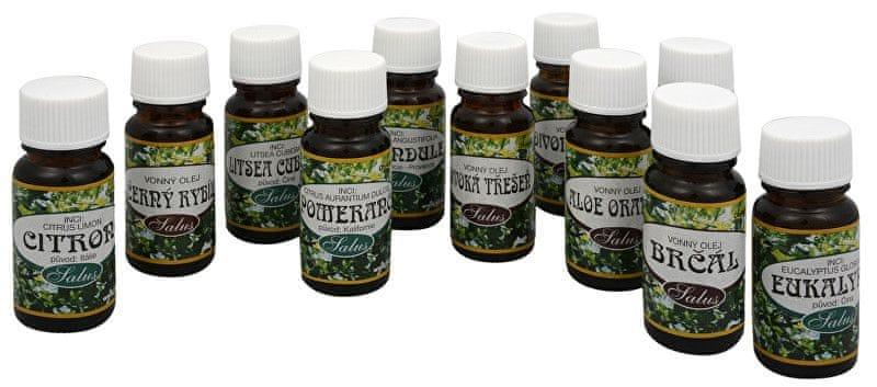 Saloos Vonný olej do aromalamp 10 ml (Varianta Veselé vánoce)