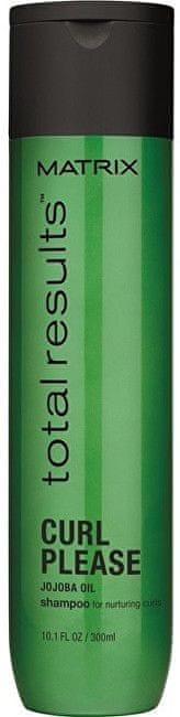 Matrix Šampon pro kudrnaté vlasy Total Results Curl Please (Shampoo for Nurturing Curls) (Objem 1000 ml)