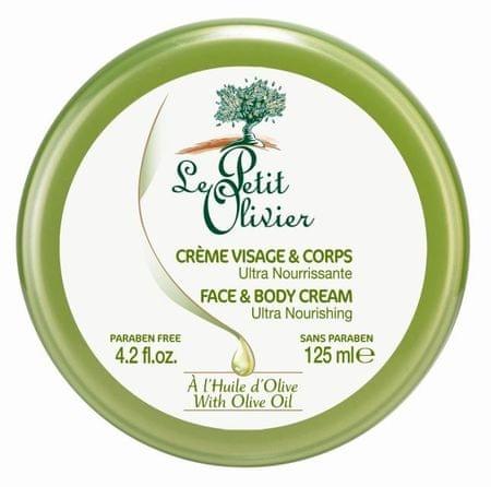 Le Petit Olivier Ultra odżywczy tonikiem ciała z oliwek 125 ml
