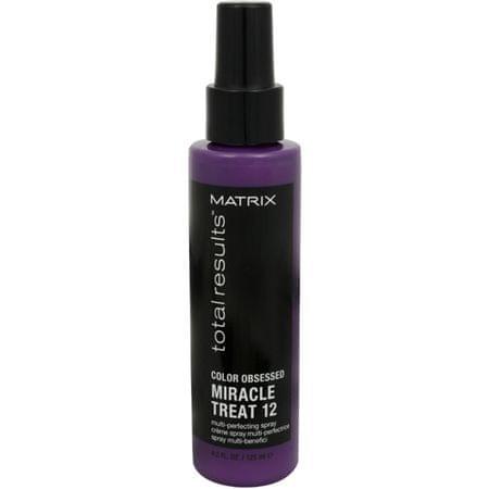 Matrix Restorative sprayu do włosów farbowanych Wszystkich Wyniki Colour Obsessed Miracle Treat 12,125 ml