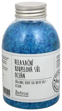 Sefiros Oceán relaxáló fürdősó(Original Dead Sea Bath Salt) 500 g