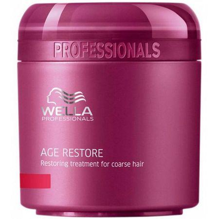 Wella Professional Intenzívna maska proti starnutiu vlasov Age Restore (Restoring Treatment For Coarsed Hair) 150 ml