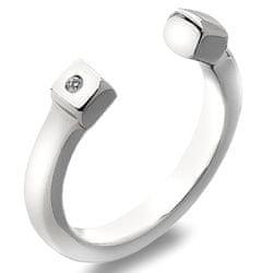 Hot Diamonds Hot Diamonds Srebrny Pierścień szczęście DR165 (obwód 57 mm) srebro 925/1000