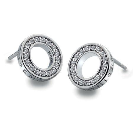 Hot Diamonds Srebrne kolczyki Hot Diamonds DE408 Emozioni Saturno Wyczyść srebro 925/1000