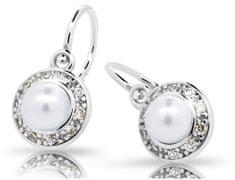Cutie Jewellery Dětské náušnice C2393-10-C5-S-2 stříbro 925/1000