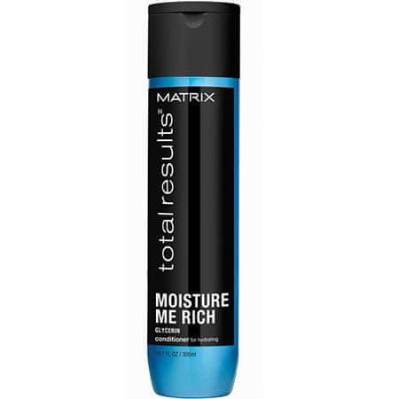 Matrix Odżywka nawilżająca Moisture Razem Wyniki Me Rich (Hydrating Conditioner For) (objętość 300 ml)