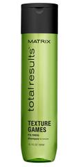 Matrix Regenerační stylingový šampon Total Results Texture Games (Shampoo For Texture)