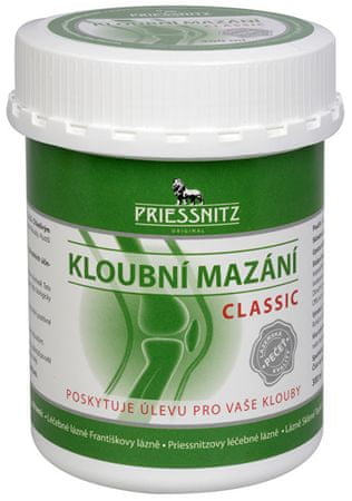 Simply you Priessnitz Kloubní mazání Classic 300 ml