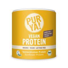 PUR YA! BIO Slunečnicový protein pro vegany 250 g
