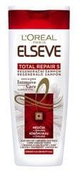 L'Oréal Ošetřující šampon pro poškozené vlasy Elseve (Total Repair 5 )