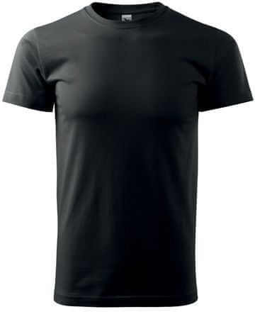 7fdfc1c769c Pánské černé tričko Dělám to s láskou (Velikost XL)