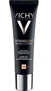 Vichy Korekční vyhlazující 3D make-up SPF 25 16H Dermablend (3D Corection) 30 ml (Odstín 25 Nude)