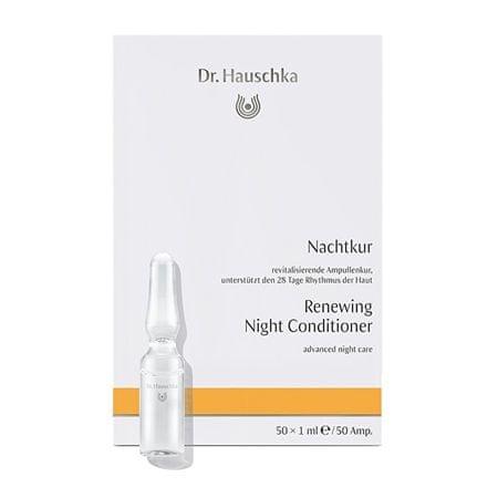 Dr. Hauschka Pleťové obnovující noční sérum v ampulích (Renewing Night Conditioner) 50 x 1 ml
