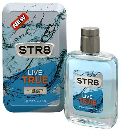 STR8 Live True - after shave 100 ml