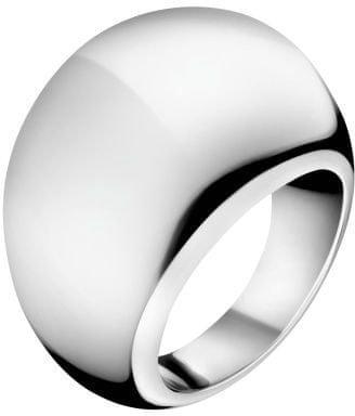 Calvin Klein Ocelový prsten Ellipse KJ3QMR0001 (Obvod 52 mm)