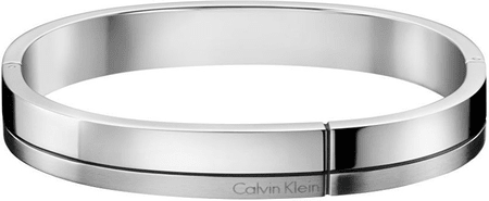Calvin Klein Pánsky oceľový náramok Constructed KJ3PMD0901 (Priemer 6,8 cm)
