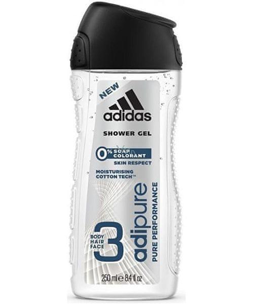 Adidas Adipure - sprchový gel 250 ml